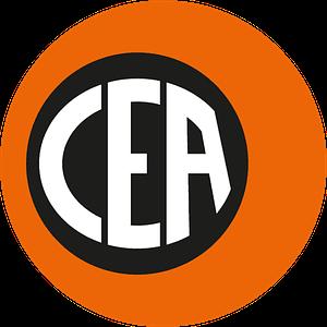 CEA logo, svářečská technika cea liberec